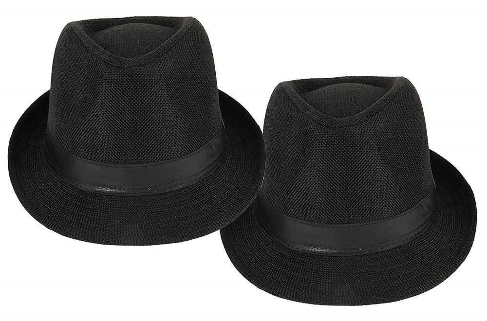32c3cff1300d6 Boy's/Men's Fedora Cotton Sun/Beach Hats/Caps | Summer Gifts For Men, Boys