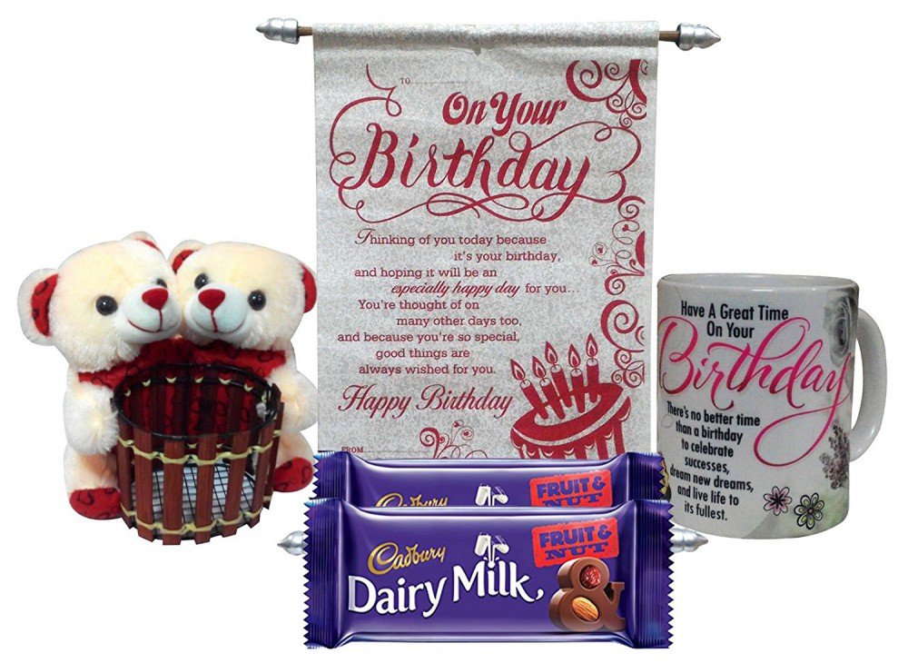 Birthday Combo Gift